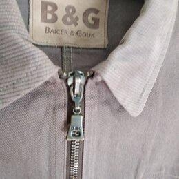 Куртки - Новая фирменная джинсовая, куртка   BG 34 размера Турция, 0