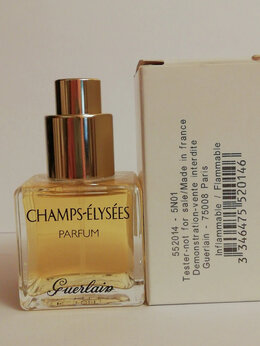 Парфюмерия - GUERLAIN CHAMPS-ELYSEES РARFUM  30 ml  ТЕСТЕР…, 0