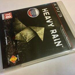 Игры для приставок и ПК - Heavy Rain для PS3, 0