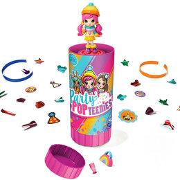 Мягкие игрушки - Хлопушки PARTY POP, 0