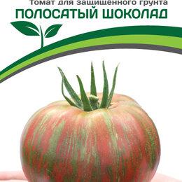 Семена - Полосатый шоколад Томат ПАРТНЕР 10шт Семена , 0