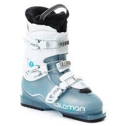 Ботинки - Ботинки горнолыжные junior salomon T3 girlie, 0