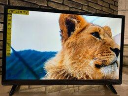 "Телевизоры - Телевизор 28"" с заряженным Smart, Wi-Fi, Онлайн-тв, 0"