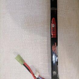 Аксессуары и принадлежности - li-po аккумулятор для страйкбола StormPower 1200mAh 7.4V, 0