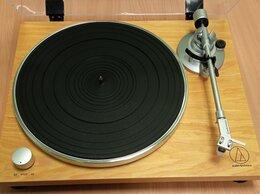 Проигрыватели виниловых дисков - Виниловый проигрыватель Audio-Technica AT-LPW30TK, 0