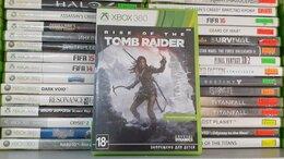 Игры для приставок и ПК - Tomb raider xbox 360 , 0