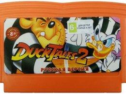 Игры для приставок и ПК - Картридж Утиные истории 2 (Duck Tales 2) Русская…, 0