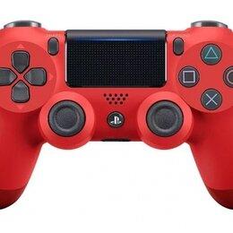 Игровые приставки - PlayStation 4 геймпад gamepad v2 красный, 0