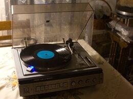 Проигрыватели виниловых дисков - Электрофон Вега-109, 0