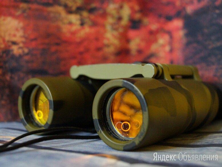 Бинокль Tasco 10x25 по цене 890₽ - Бинокли и зрительные трубы, фото 0