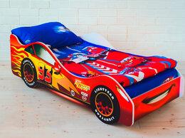 Кроватки - Кровать машина детская, 0
