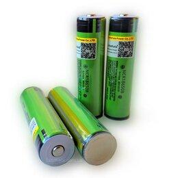 Батарейки - Аккумулятор литий 18650 Panasonic LiitoKala 3400mA с платой защиты, 0