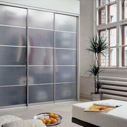 Комплектующие - Двери для шкафов купе матовый, 0