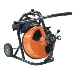 Инструменты для прочистки труб - Электромеханический аппарат MRP-D (Крот-Мини…, 0