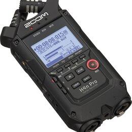 Микрофоны - Рекордер портативный Zoom H4n Pro, 0