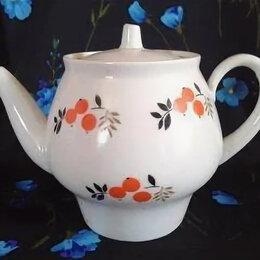 Заварочные чайники - Заварочный чайник Прокопьевский ф/ з 70-х СССР, 0