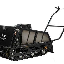 Аксессуары и комплектующие - Мотобуксировщик Sharmax Power 15 л.с , 0