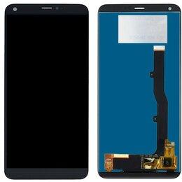 Дисплеи и тачскрины - Модуль - для ZTE Blade V9 Vita черный, 0