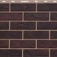 Фасадные панели - Панель Кирпич, Жжёный, 1130х470мм, 0