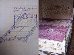 Кровати - Кровать кованная, 0