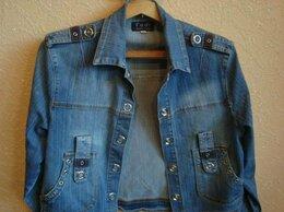 Куртки - продам  женскую  джинсовую  куртку  фирма  Годжи…, 0