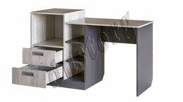 Компьютерные и письменные столы - Стол письменный Крафт ЛЕВЫЙ тумба слева новый…, 0