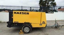 Воздушные компрессоры - компрессор kaeser M 122, 0