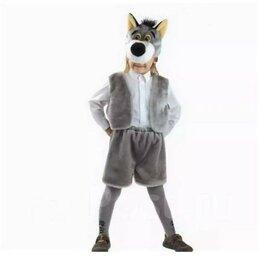Карнавальные и театральные костюмы - Карнавальный костюм «Волк», 0