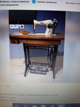 Швейные машины - Финская ножная швейная машина, 0
