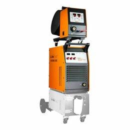 Сварочные аппараты - Полуавтомат сварочный Foxweld Invermig 500E (5706), 0