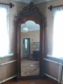 Зеркала - Зеркало с тумбой, 0