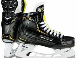 Коньки - Коньки хоккейные BAUER Supreme S27 S18, 0