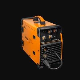 Сварочные аппараты - Сварочный инвертор Сварог REAL MIG 200 (N24002N), 0