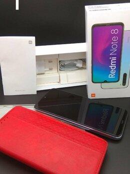 Мобильные телефоны - Xiaomi Redmi Note 8 4-64GB + кож. чехол, 0