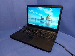 Ноутбуки - Стильный ноутбук Dell inspiron, 0