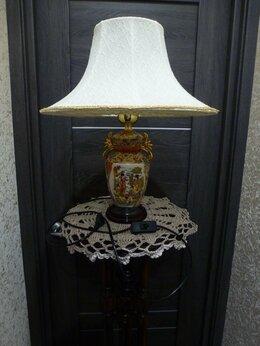 Настольные лампы и светильники - Лампа Настольная Старый Китай Ретро Винтаж, 0