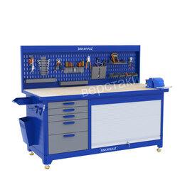 Мебель для учреждений - Верстак KronVuz TBW 511R2-S1-T2, 0