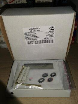 Дополнительное оборудование и аксессуары - VTS hmi simple блок контроля и управления, 0