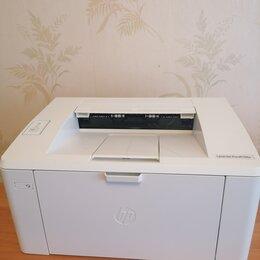 Принтеры и МФУ - Лазерный принтер HP LaserJet Pro M104a , 0