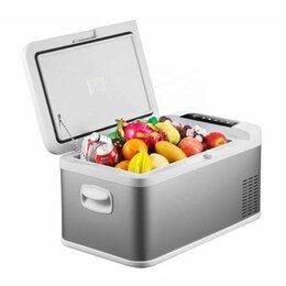 Аксессуары для салона - Автохолодильник компрессорный Alpicool MK18, 0