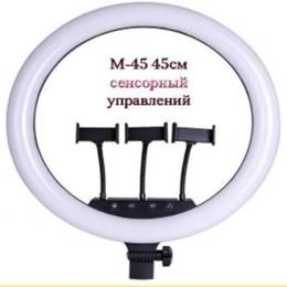 Фотовспышки - Световое кольцо 45 см. со штативом и 3-мя…, 0