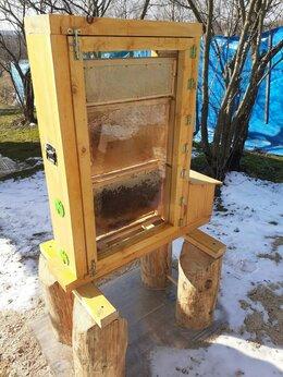 Товары для сельскохозяйственных животных - Добрая Пасека мед. Наблюдательные ульи,…, 0