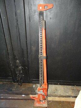 """Грузоподъемное оборудование - Домкрат 3 т. Farm Jack 48"""" 1200, 0"""