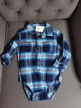 Рубашки - Oshkosh новая рубашка-боди (с биркой), 18-24м, 0