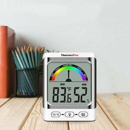 Метеостанции, термометры, барометры - Термогигрометр ThermoPro TP-52, 0