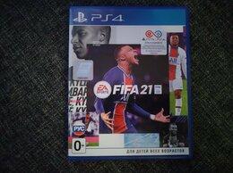 Игры для приставок и ПК - Ps4 Fifa 21, 0