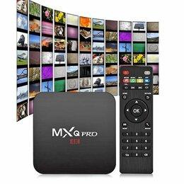 ТВ-приставки и медиаплееры - Тв приставка MXQ PRO 4K 4/64 Гб., 0