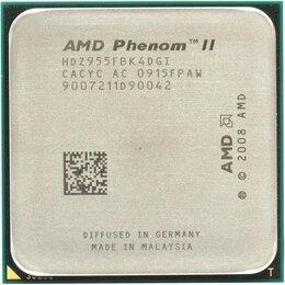 Процессоры (CPU) - процессор сокет Am3 AMD Phenom II X4 955 -…, 0