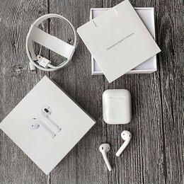 Наушники и Bluetooth-гарнитуры - AirPods 2 (Ростест), 0
