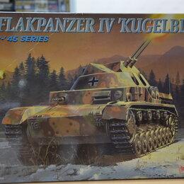 Модели - Сборная модель 1\35 Немецкий 3см флакпанцер IV Kugelblitz., 0